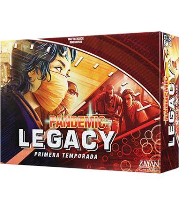 Pandemic Legacy (Rojo)