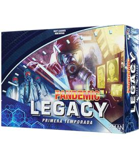 Pandemic Legacy (Azul)