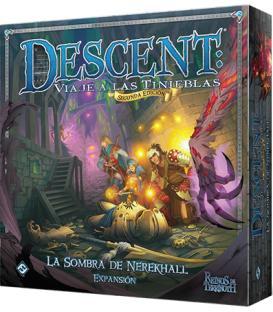 Descent: La Sombra de Nerekhall