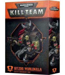Kill Team: Comandante Gitzog Wurldkilla (Orks)