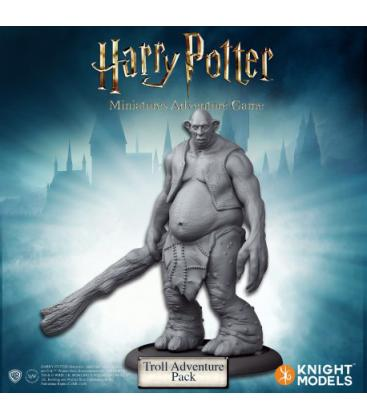 Harry Potter Miniatures: Pack de Aventuras Troll