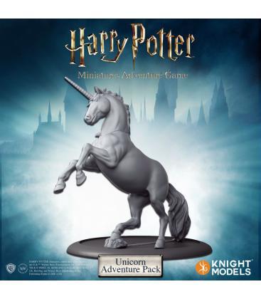 Harry Potter Miniatures: Pack de Aventuras Unicornio
