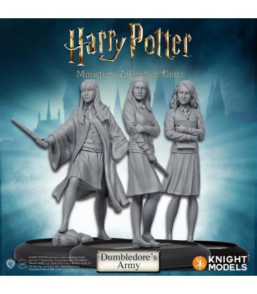 Harry Potter Miniatures: Ejército de Dumbledore