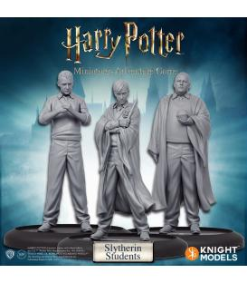 Harry Potter Miniatures: Estudiantes de Slytherin