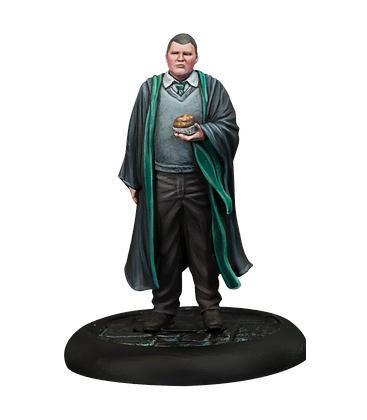 Harry Potter Miniatures: Estudiantes de Slytherin