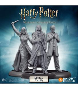 Harry Potter Miniatures: Familia Malfoy