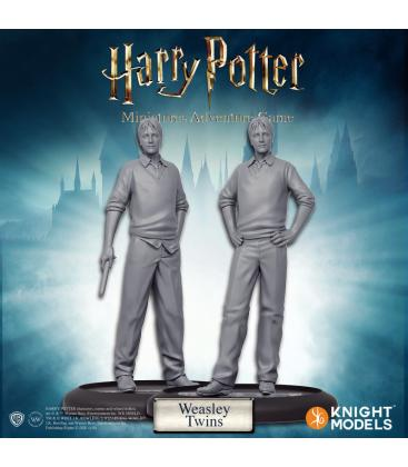 Harry Potter Miniatures: Fred & George Weasley
