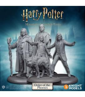 Harry Potter Miniatures: La Orden del Fénix