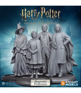 Harry Potter Miniatures: Profesores de Hogwarts