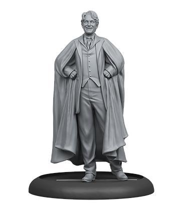 Harry Potter Miniatures: Profesores de Hogwarts