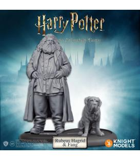 Harry Potter Miniatures: Rubeus Hagrid