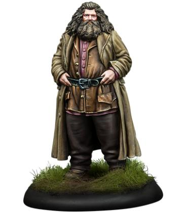 Harry Potter Miniatures: Rubeus Hagrid