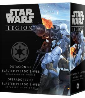 Star Wars Legion: Dotación de Bláster Pesado E-Web