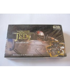 Boonta Eve Podrace - Star Wars Young Jedi Booster Box