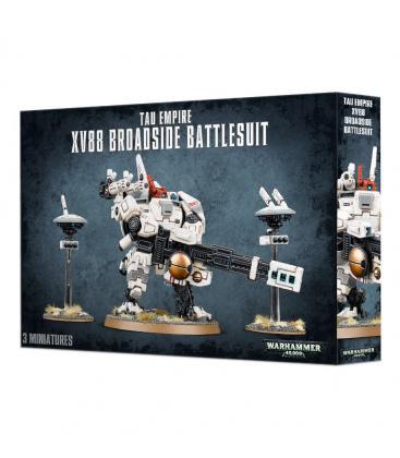 Warhammer 40,000: Tau Empire XV88 Broadside Battlesuit