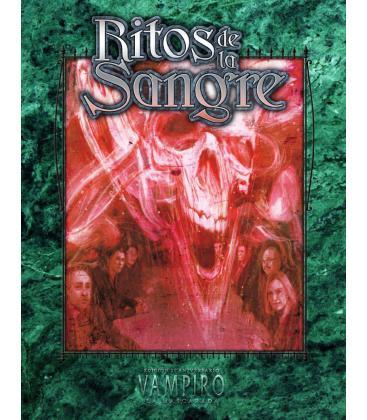 Vampiro La Mascarada 20º Aniversario: Ritos de la Sangre