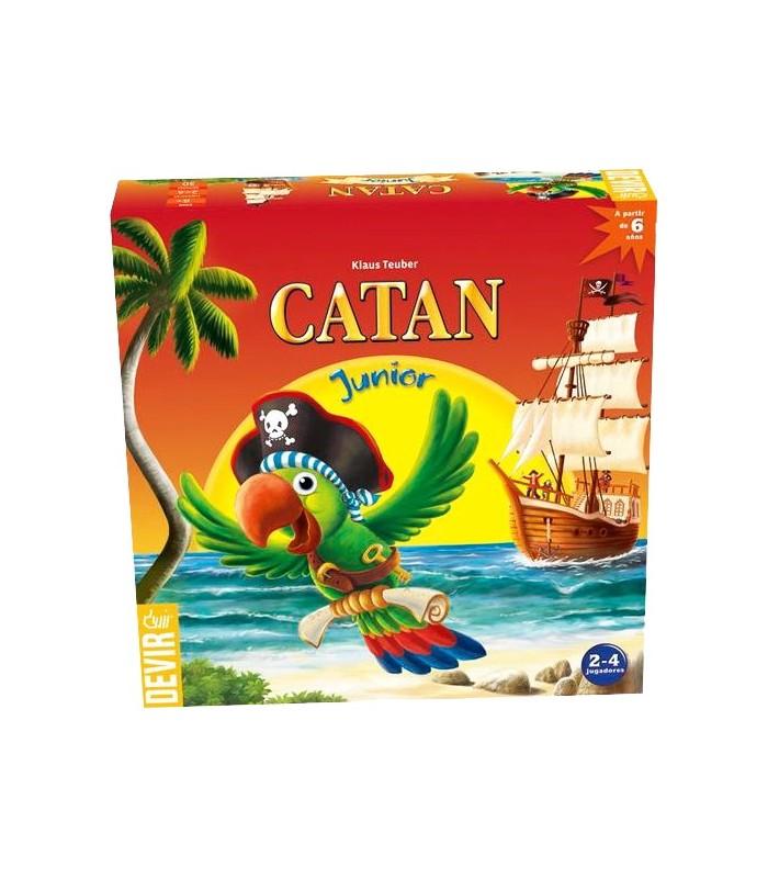 Nuevas incorporaciones de juegos por colaboración con editoriales Catan-junior