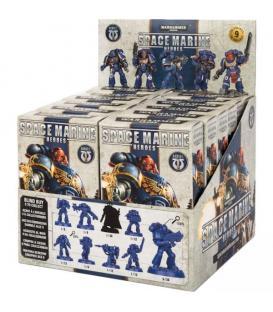 Warhammer 40,000: Space Marine - Heroes Series 1 (Blister)