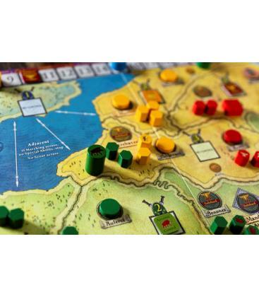 Falling Sky: The Gallic Revolt Against Caesar