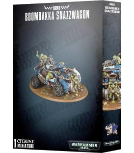Warhammer 40,000: Orks Boomdakka Snazzwagon
