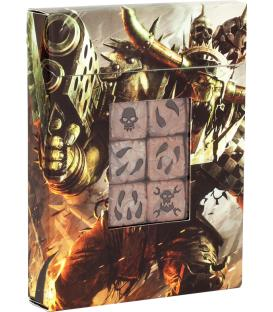 Warhammer 40,000: Dados Orks