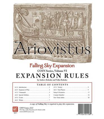 Falling Sky: Ariovistus