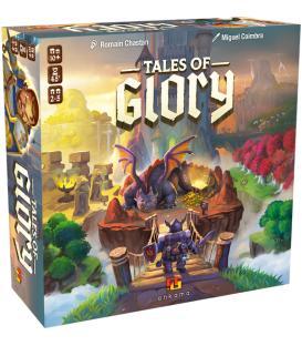 Tales of Glory (Pequeño Golpe en Caja)