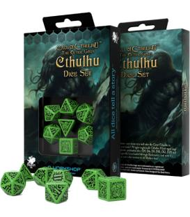 Q-Workshop: Call of Cthulhu - The Outer Gods (Cthulhu)