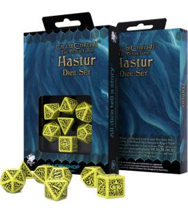 Q-Workshop: Call of Cthulhu - The Outer Gods (Hastur)
