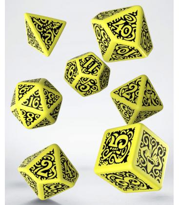 Q-Workshop: Call of Cthulhu - The Outer Gods (Hastur Dice Set)