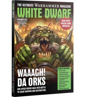White Dwarf: November 2018 (Inglés)