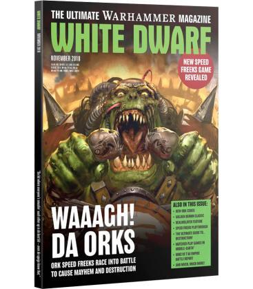 White Dwarf: November 2018