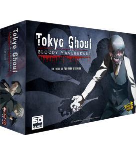 Tokyo Ghoul (Pequeño Golpe en la Esquina)