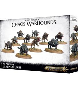 Warhammer Age of Sigmar: Beasts of Chaos (Chaos Warhounds)