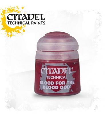 Pintura Citadel: Technical Blood for the Blood God