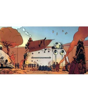 Tschaï: Un Planeta de Aventuras