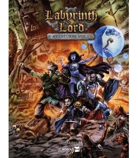 Labyrinth Lord: Aventuras Vol.I
