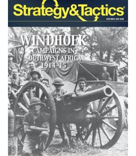 Strategy & Tactics 313: Windhoek (Inglés)