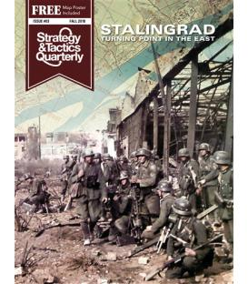 Strategy & Tactics Quarterly 3: Stalingrad Turning Point in the East (Inglés)