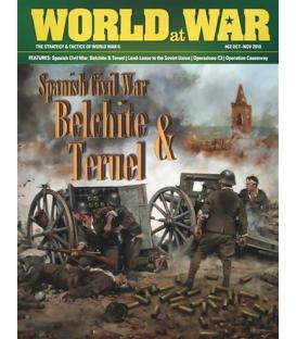 World at War 62: Spanish Civil War Belchite & Teruel (Inglés)