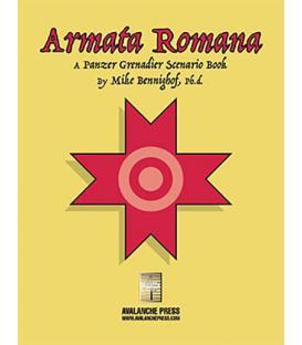 Panzer Grenadier: Armata Romana (Inglés)