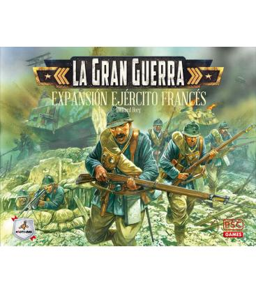 La Gran Guerra: Expansión Ejército Francés