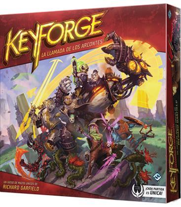 Keyforge: Caja de Inicio