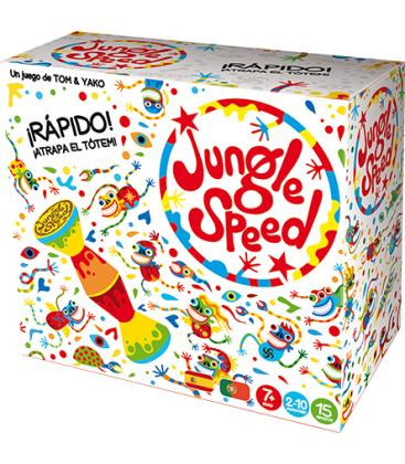 Jungle Speed: Skwak