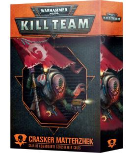 Kill Team: Comandante Crasker Matterzhek (Genestealer Cults)