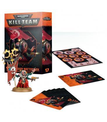 Kill Team: Comandante Crasker Matterzhek (Genestealer Cults)