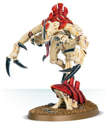 Kill Team: Comandante Nemesis 9 Tyrantis (Tyranids)