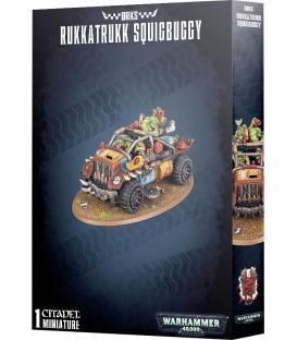 Warhammer 40,000: Orks Rukkatrukk Squigbuggy