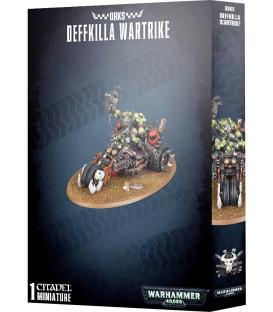 Warhammer 40,000: Orks Deffkilla Wartrike