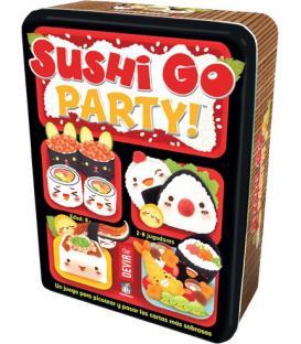 Sushi Go Party! (Pequeña abolladura en la tapa)